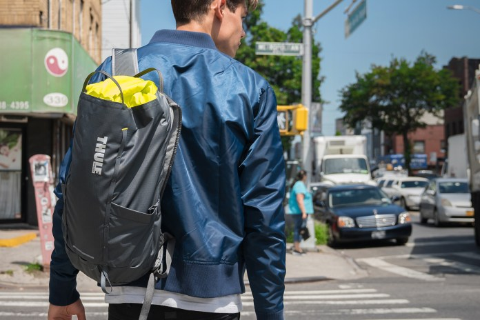 Thule's Stir Backpack Combines Outdoor Durability and Urban Versatility