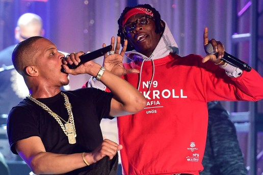 "T.I. & Young Thug Team up Again for New Track, ""Bobby Womack"""