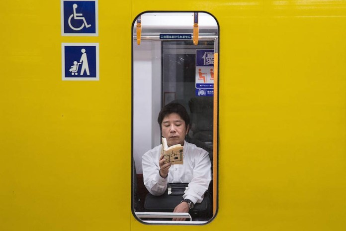 Gaze Into the Lives of Tokyo's Subway Riders Through These Intimate Photos