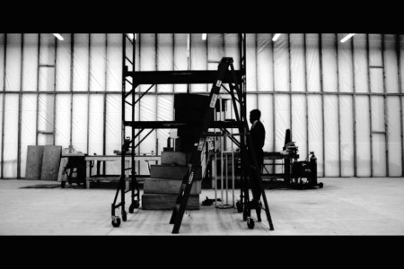 Tom Sachs Explains the Stairway in Frank Ocean's 'Endless'
