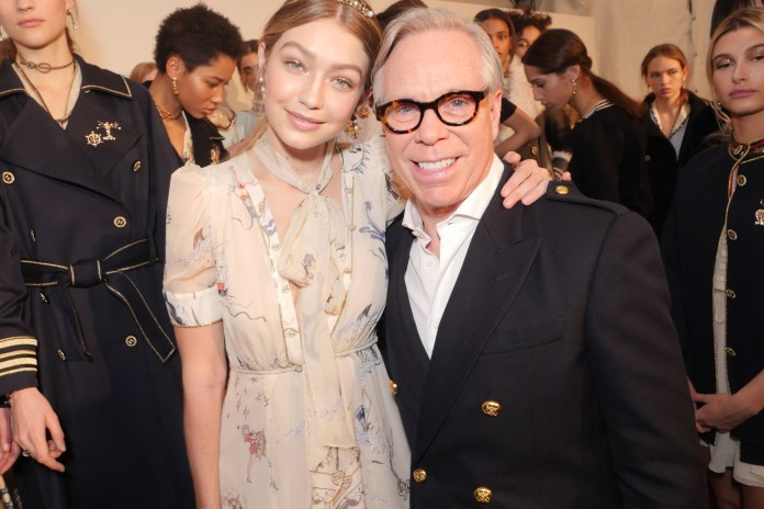 """Tommy Hilfiger Plans to Open a Fashion Carnival to Show the 2016 Fall """"Tommy x Gigi"""" Collection"""