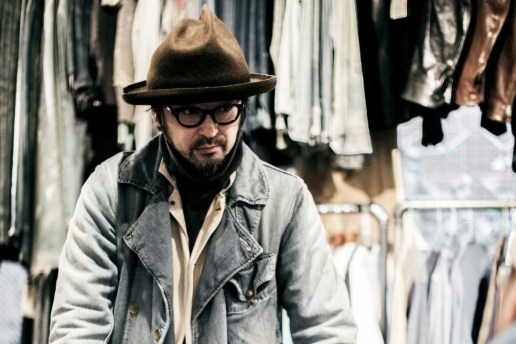 Tomoki Tanushi of ANACHRONORM Discusses His Craft and Process