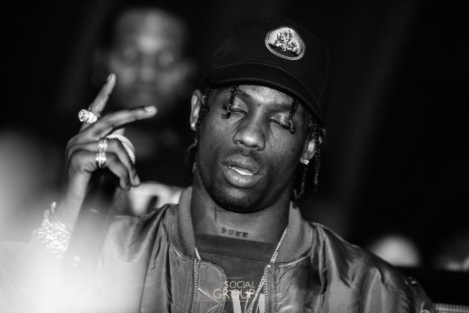 Travis Scott to Host Secret Album Listening Party With Apple Music in Los Angeles