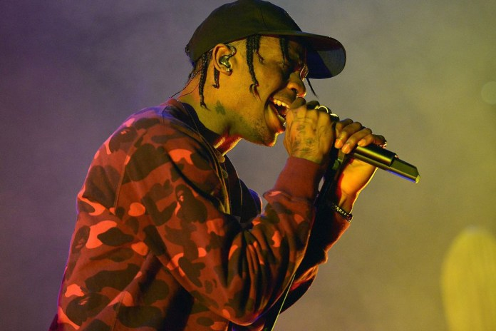 Travis Scott Releases New Tracks & Features on .WAV Radio's Inaugural Episode