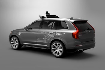 Uber's Self-Driving Fleet of Vehicles Are Ready to Hit the Streets