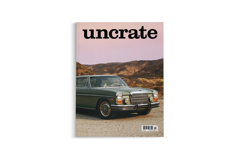 'uncrate' Drops the Second Issue of Its Eponymous Magazine