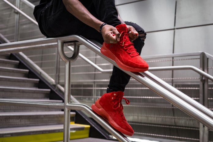 Under Armour's Curry Lux Collection Hits New York City's Underground