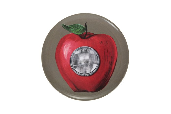 UNDERCOVER Immortalizes the GILAPPLE Into a Plate