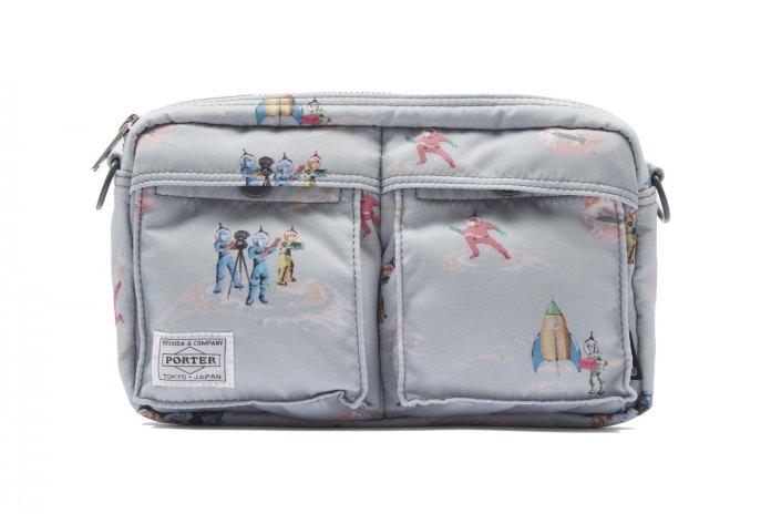 UNDERCOVER x PORTER Cross Body Bag
