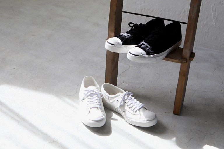 The UNITED ARROWS Green Label x Converse Jack Purcells Will Complete Your Monochrome Essentials