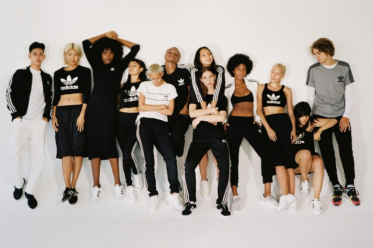 "Urban Outfitters x adidas Present Its ""We the Future"" Campaign with Today's Creatives"