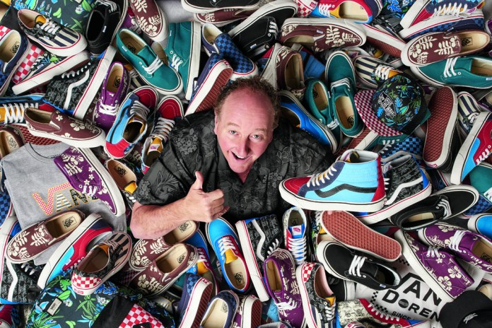 Vans Celebrates 50 Years With a Slew of Apparel & Footwear Curated by Steve Van Doren