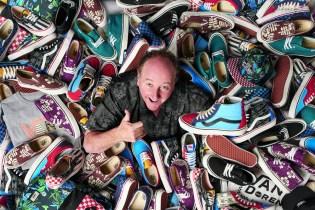 Vans Celebrates 50 Years With a Slew of Apparel & Footwear Curated by Steve Van Doren