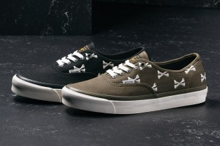 Vans Vault x WTAPS's New Collection Goes Premium and Brings Back the Beloved Crossbones Motif