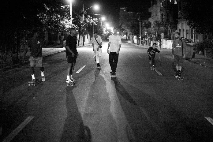 Lucien Clarke, Ishod Wair, Arto Saari and Andrew Reynolds Explore Cuba's Skate Culture