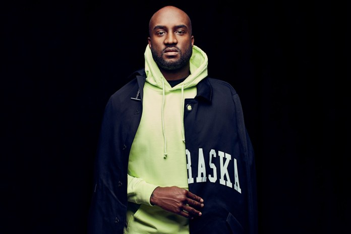 """Virgil Abloh Is Having a """"Young-Life Crisis"""""""