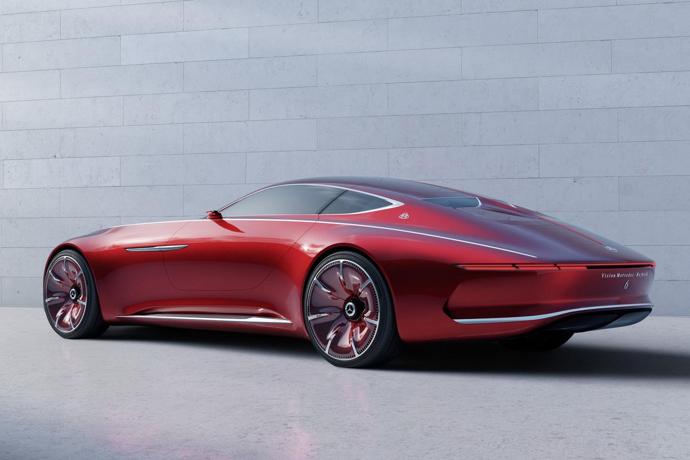 Vision Mercedes-Maybach 6 | HYPEBEAST