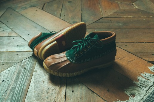 These visvim 2016 Fall/Winter Footwear Options Are Perfect for Your Fall Wardrobe