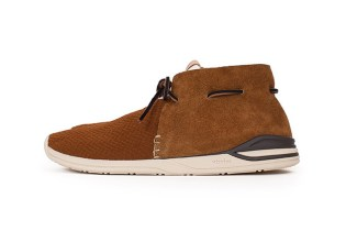 visvim Introduces the HURON MESH MOC-FOLK in Three Colorways
