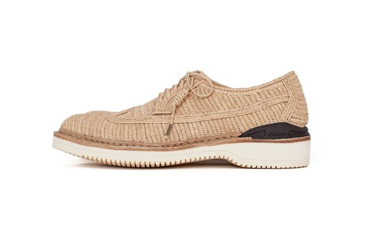 visvim Unveils the PATRICIAN RAFFIA-FOLK in Three Earthy Colorways