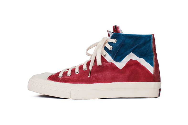 visvim's SKAGWAY HI Gets a Colorful Makeover