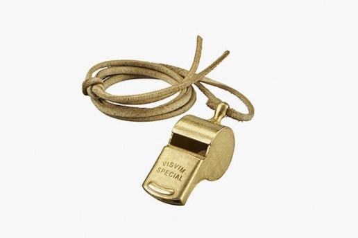 Law Enforcement Whistle by visvim