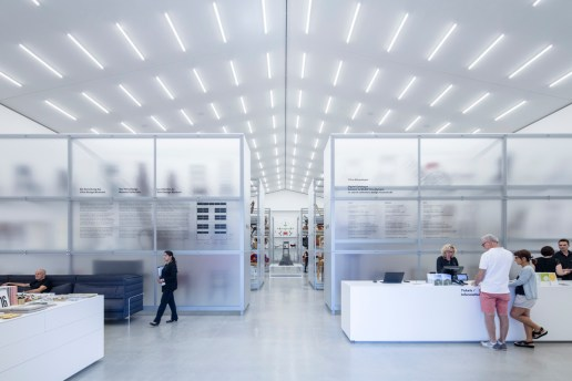 A Look Inside the Herzog & de Meuron-Designed Vitra Schaudepot
