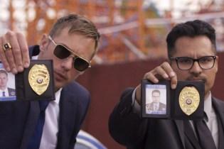 Alexander Skarsgård and Michael Peña Are Corrupt Cops in 'War on Everyone'
