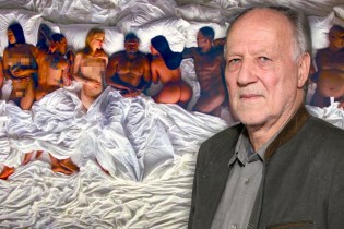 "Renowned Director Werner Herzog Brilliantly Narrates Kanye's ""Famous"" Video"