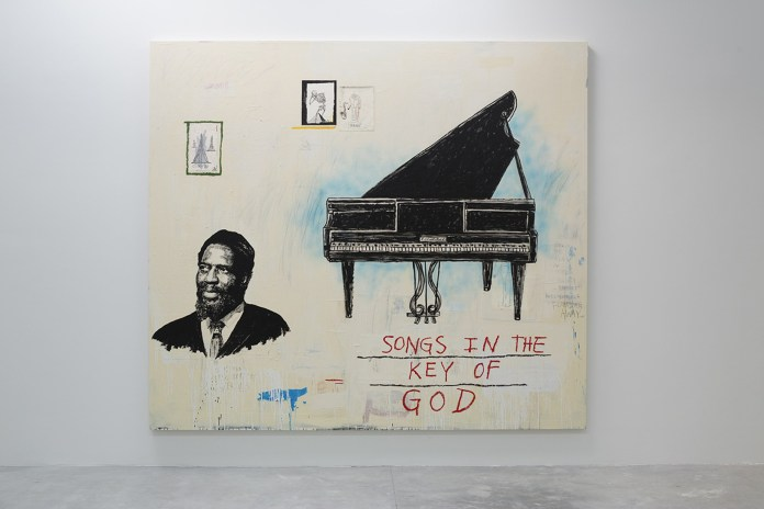 Wes Lang Taps John Coltrane for New Large-Scale Paintings in Copenhagen