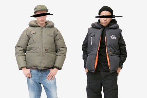 """WTAPS Keeps It Cozy for the """"EX.33"""" 2016 Fall/Winter Collection"""