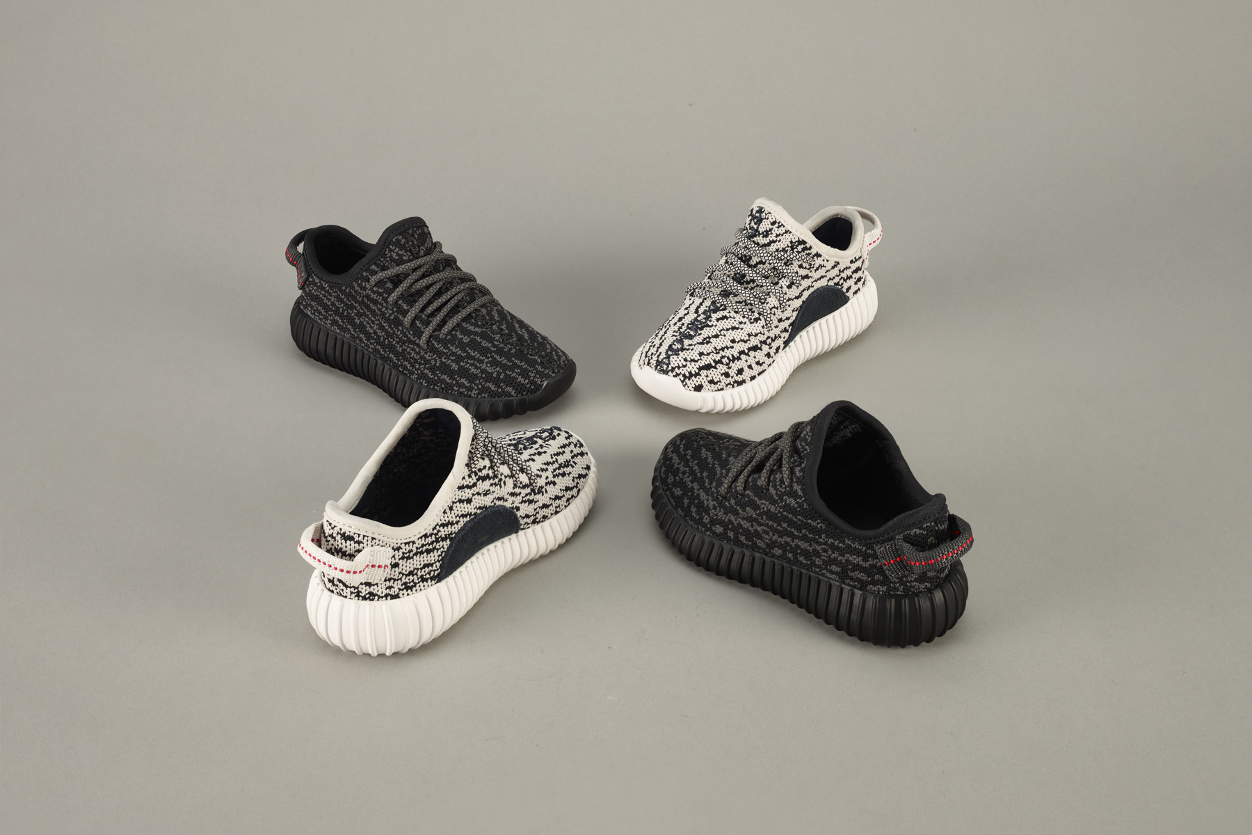 adidas Originals Officially Unveils the Yeezy Boost 350 Infant