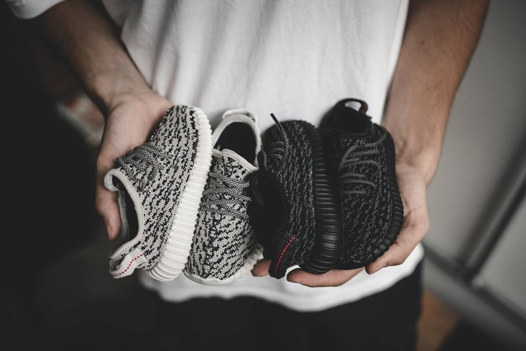 A Closer Look at the Yeezy Boost 350 Infant