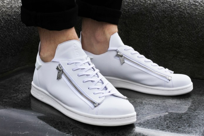 Yohji Yamamoto Has Recreated the Iconic Stan Smith for Y-3