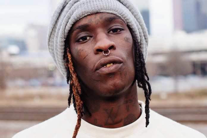 Young Thug Announces a Release Date for 'Jeffery'