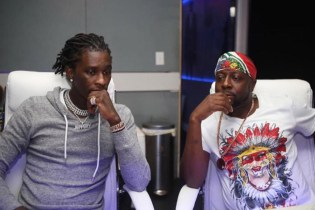 Young Thug Taps Wyclef Jean for New Track, 'Elton'