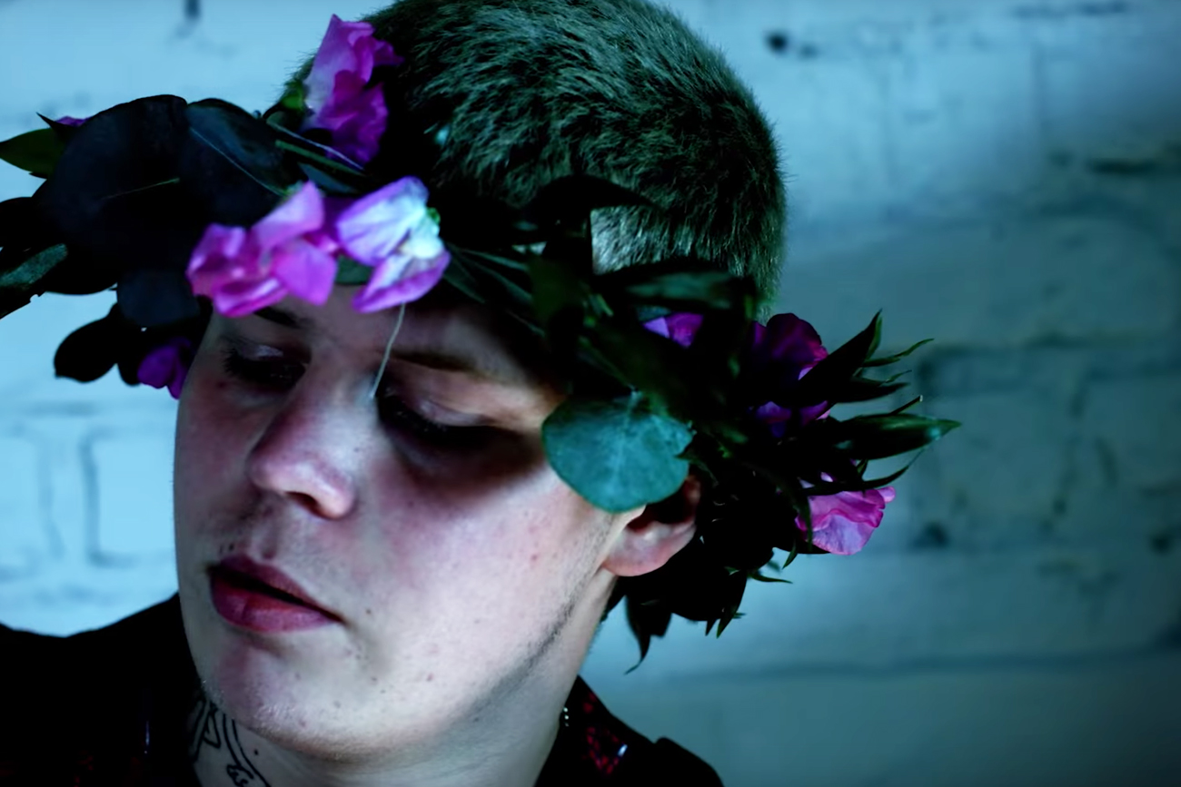 "Yung Lean's Music Video for ""Eye Contact"" Is a Psychedelic Trip"