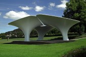 Zaha Hadid's 2007 'Lilas' Pavilion Is Set to Be Auctioned off for Over $600,000 USD