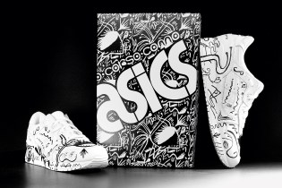 10 Corso Como Unveils an Exclusive ASICS Tiger GEL-Lyte III