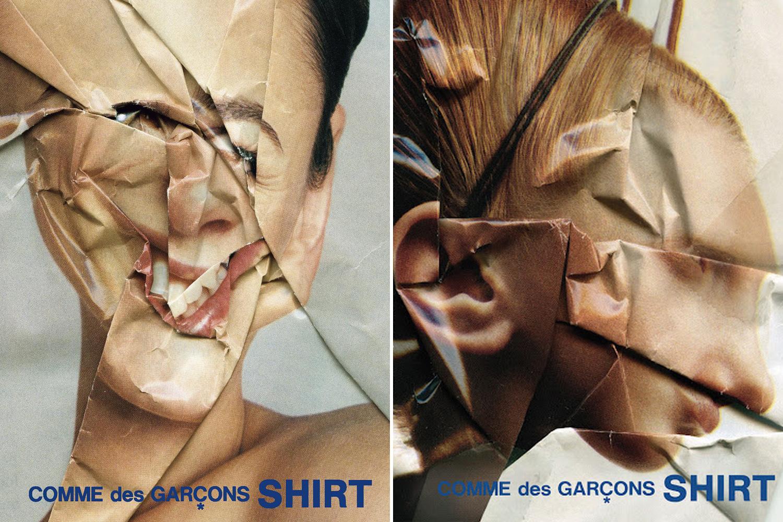 Stephen J Shanabrook Comme des Garçons and Supreme - 1321640
