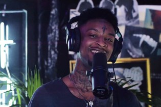 21 Savage Freestyles for Fun at the 88 Shrine