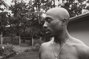 Get to Know the Candid 2Pac in the New Photography Book 'UNCATEGORIZED'