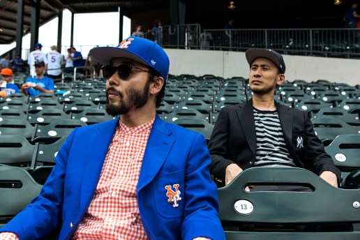 '47 Teams up With United Arrows & Sons and Hombre Niño for an East Meets West Baseball Collab