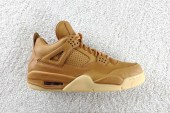 """The Air Jordan 4 """"Wheat"""" Is Set to Drop Sometime This Winter"""