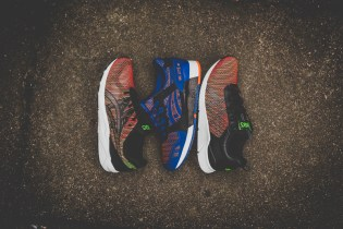 "ASICS Adds Two New ""Chameleoid Mesh"" Silhouettes to Its Lineup"