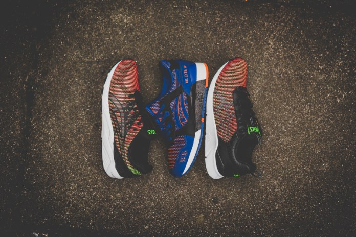 """ASICS Adds Two New """"Chameleoid Mesh"""" Silhouettes to Its Lineup"""