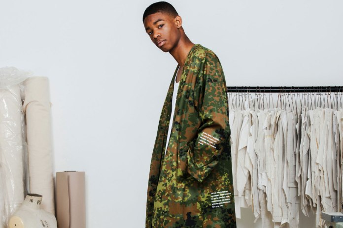 "Clothsurgeon Embarks on ""A Peaceful Exploration"" for 2016 Collection"