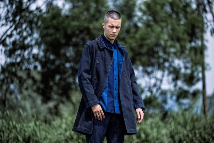 "HBX's 2016 Fall/Winter ""Japanese Mythology"" Editorial Fuses Fashion and Folklore"