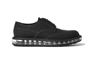 Prada's Wingtip Brogues Will Add a Dapper Touch to Any Outfit