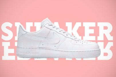 There's a Sneaker Freaker x Air Force 1 Coming Soon